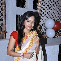 divine and superb exotic Madhavi latha sexy in transparent saree