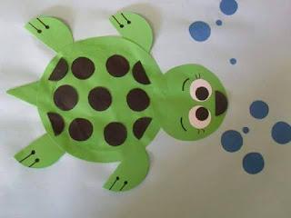 أفكار لعمل أنشطة فنية لأطفال الحضانة 10984493_16058594496