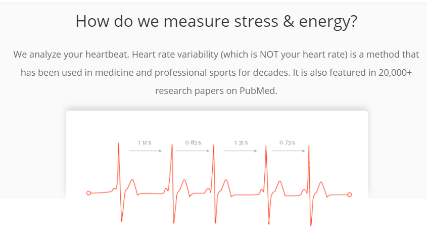 heart rate variability dieting