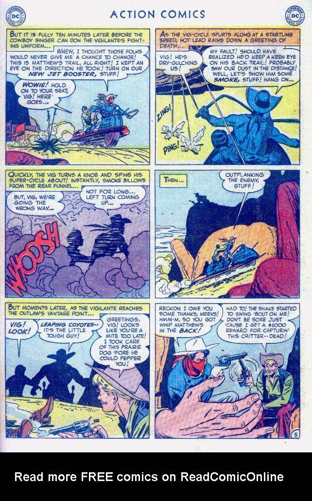 Read online Action Comics (1938) comic -  Issue #159 - 43