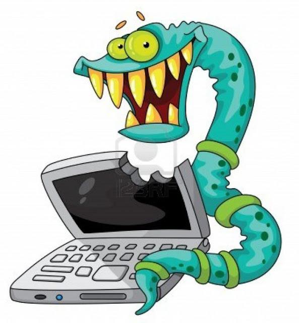 ماهي فيروسات الحاسوب