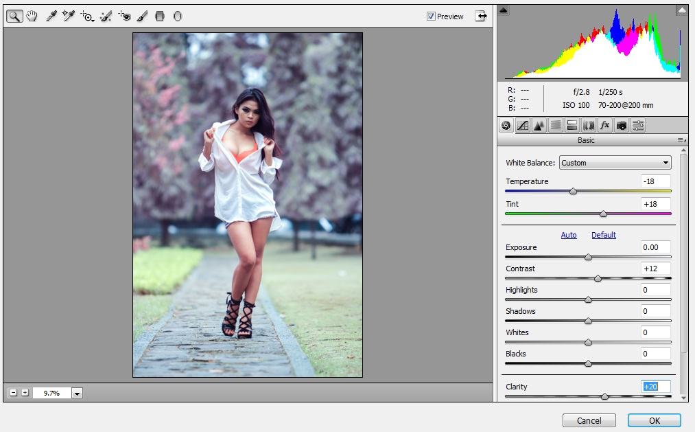Cara Mengedit Photo False Color Di Photoshop Glatik Photo