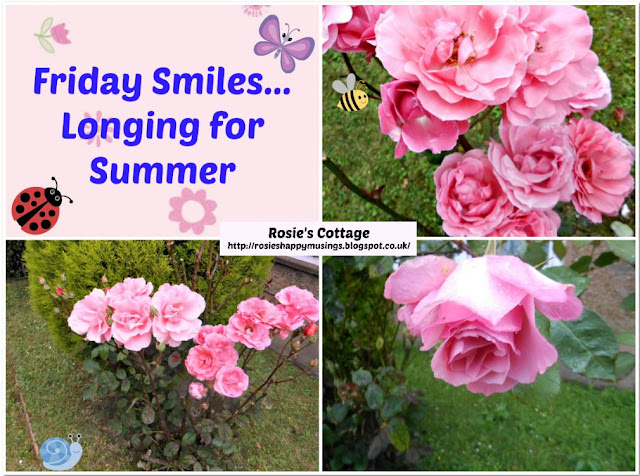 Friday Smiles Longing For Summer