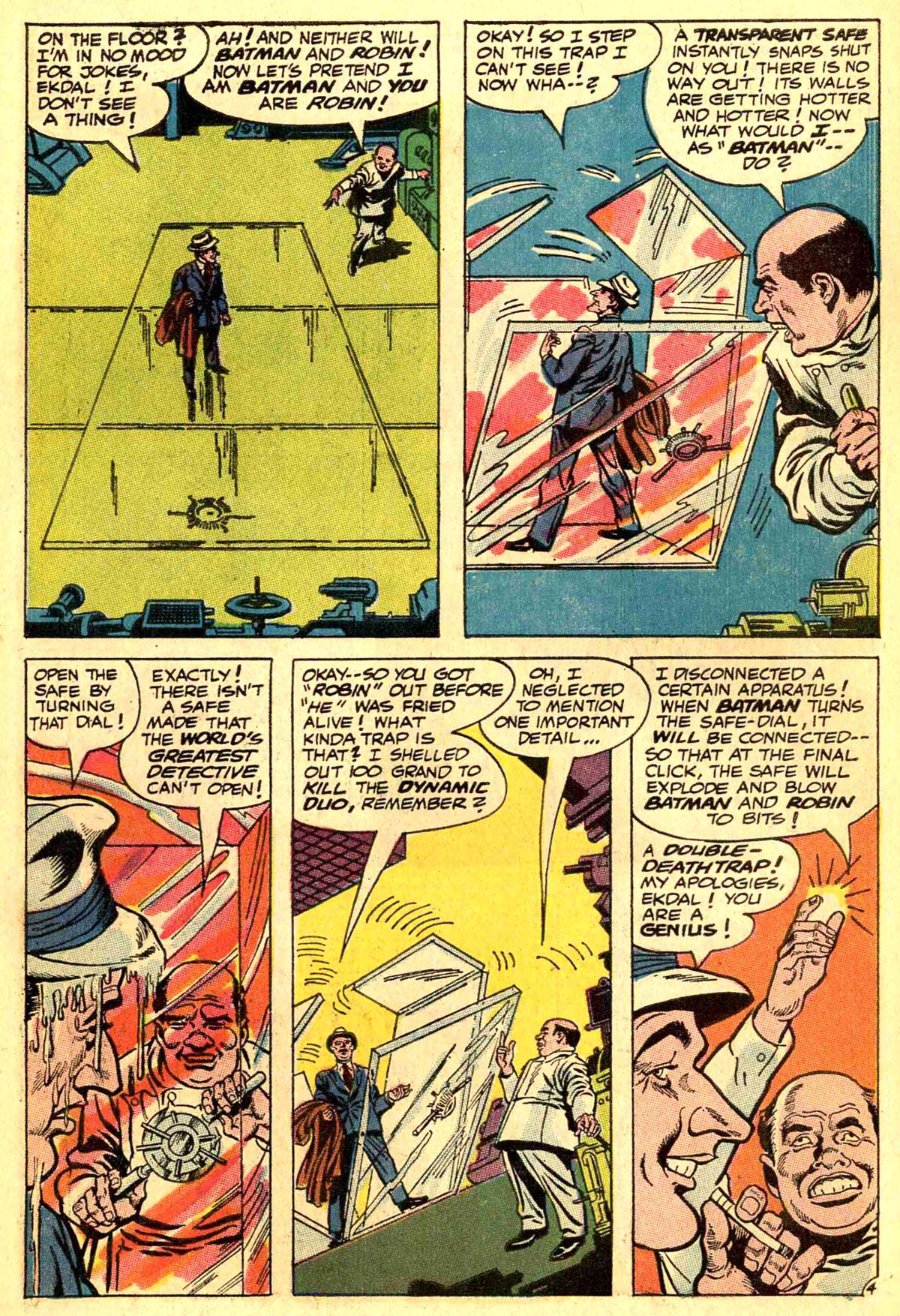 Detective Comics (1937) 361 Page 5
