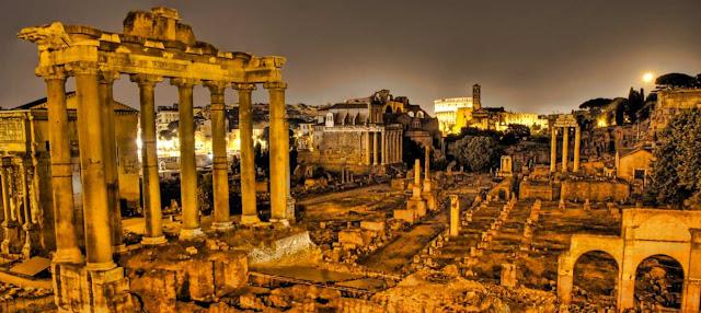 Servidumbres y Derecho romano