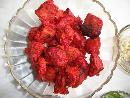 YUMMY TUMMY: Chicken Tikka Masala