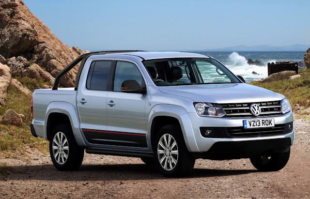 Volkswagen toma multa de R$ 58,3 milhões - Amarok