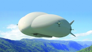 Hybrid airships nearing significant commercialization