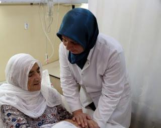 Hastalara Okunacak Dualar Var mi