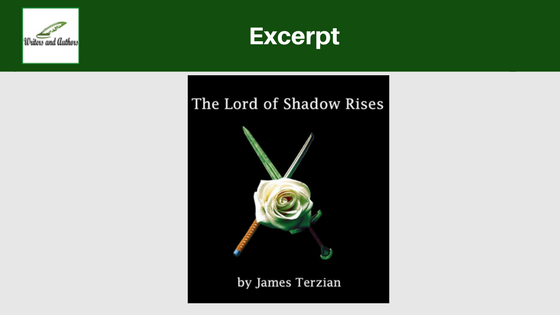 Excerpt: The Lord of Shadows Rises byJames Terzian