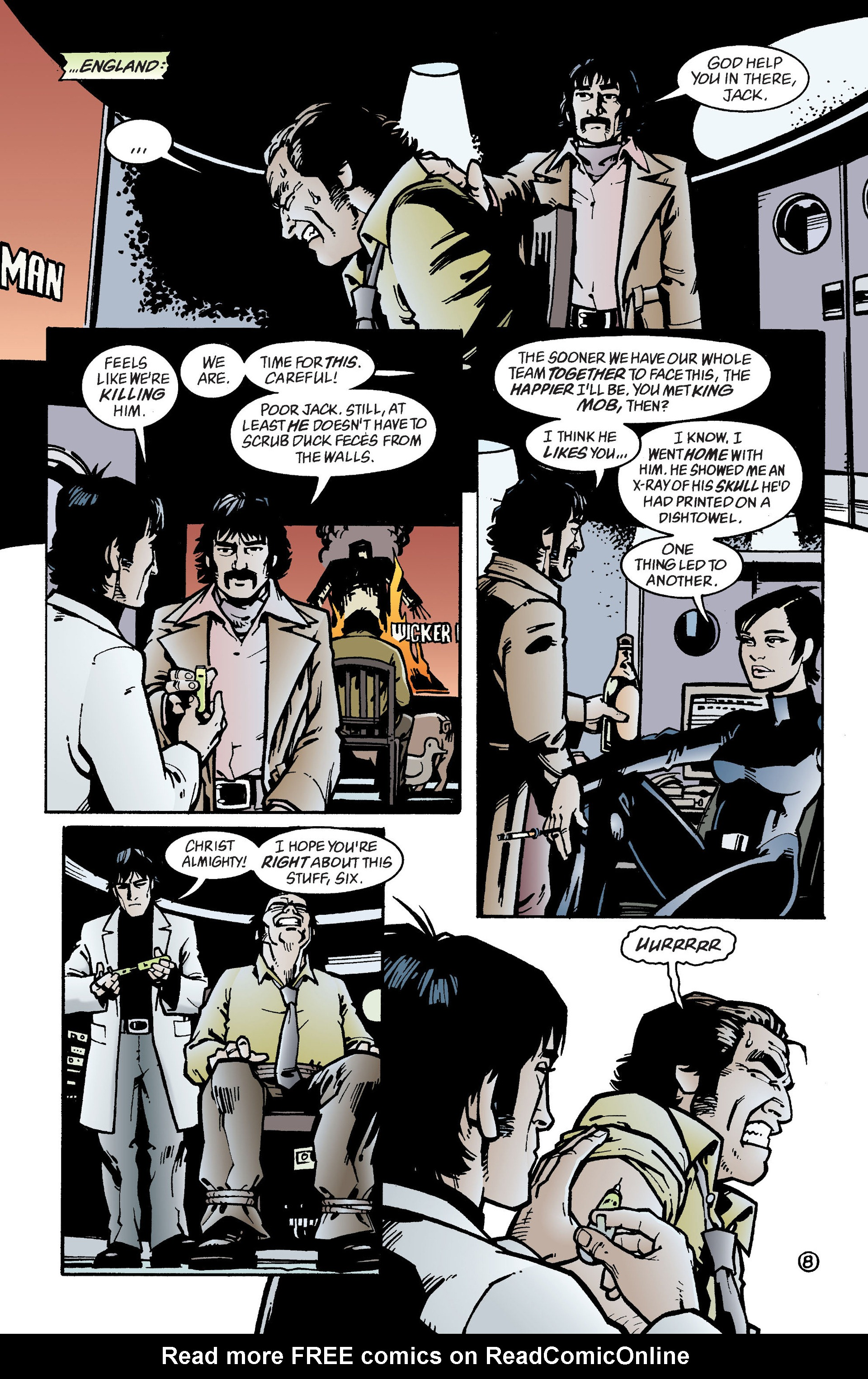 The Invisibles v10 010 10   Read All Comics Online For Free