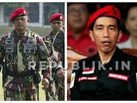 Jika Dipecat, Jendral Gatot Didukung 10.000 Persen Maju Pilpres Lawan Jokowi di 2019