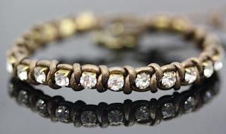 Leather Tennis Bracelet Tutorial Bead World
