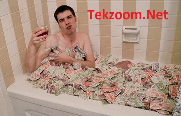 Thu nhập của Admin Tekzoom trong lĩnh vực đầu tư tài chính là bao nhiêu?