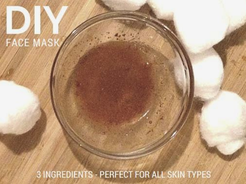 DIY Face Mask - Cinnamon, Honey, Lemon | www.atravelingwife.com | a-traveling-wife