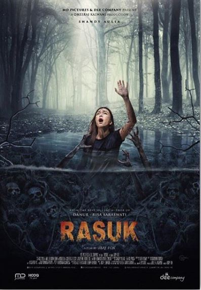 Rasuk, Rasuk (2018), Movie, Filem, Movie Review, Indonesian Movie, Filem Indonesia, Indonesian Movie Rasuk (2018), Shandy Aulia Movie, Filem Rasuk Lakonan Shandy Aulia, Review By Miss Banu, Blog Miss Banu Story, Kisah Seram, Filem Indonesia Rasuk (2018), Sinopsis Filem Indonesia Rasuk (2018), Cast, Pelakon Filem Indonesia Rasuk (2018), Shandy Aulia, Miller Khan, Denira Wiraguna, Gabriella Desta, Miller Khan Movie, Indonesian Horror Movie, Poster Filem Rasuk,