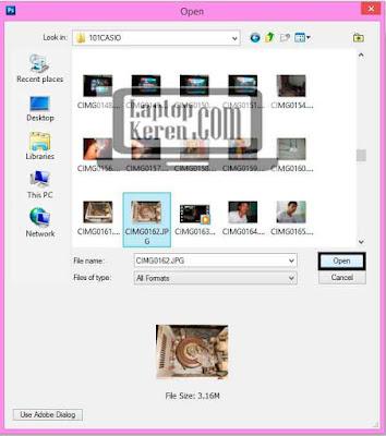 Cara Kompres Gambar Untuk Blog step 2