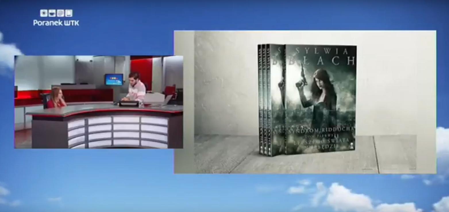 najlepsze polskie powieści grozy