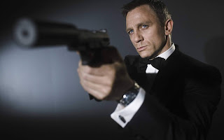 James bond actor