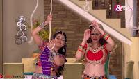 Soumya Tondon aka Bhabhiji in Beautiful Red Ghagra Choli ~  Exclusive Galleries 016.jpg