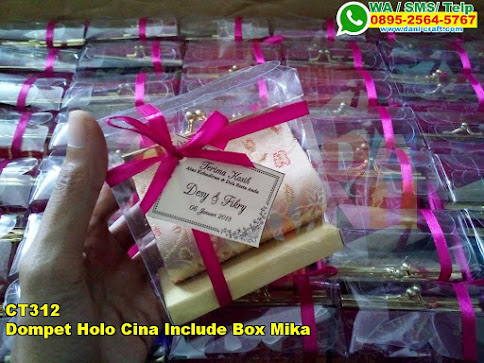 Jual Dompet Holo Cina Include Box Mika
