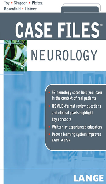 Case Files Neurology : FREE EBOOK
