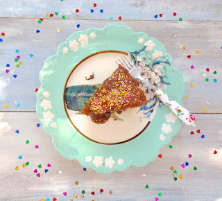 Torta de chocolate al microondas. www.soyunmix.com