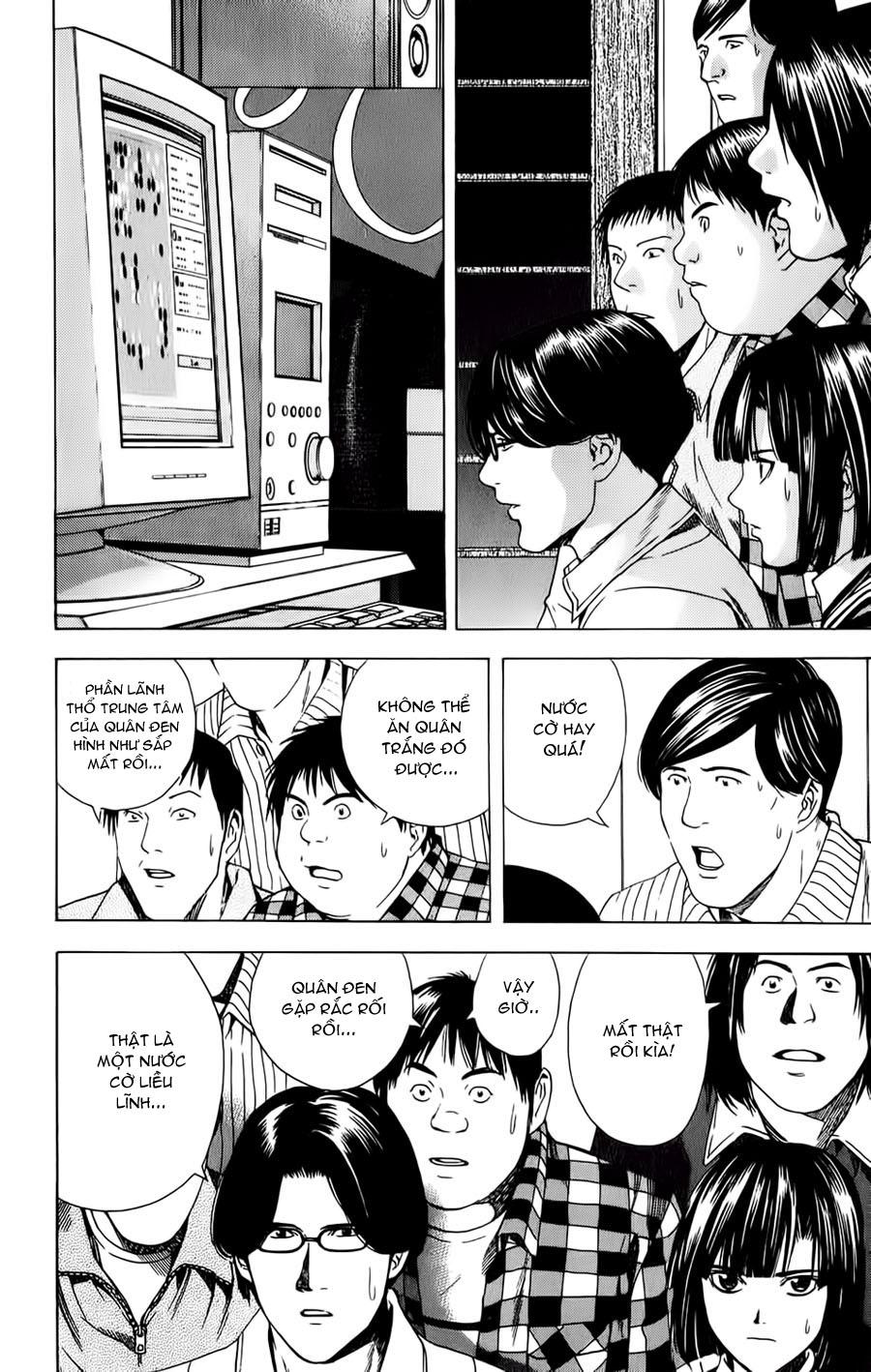 Hikaru No Go hikaru no go chap 115 trang 19