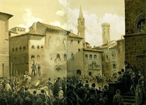 Martirio-Savonarola