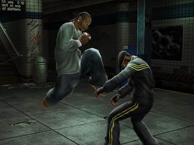 Def Jam Fight Screen Shoot HD
