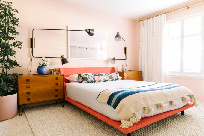 bedroom design and home make over