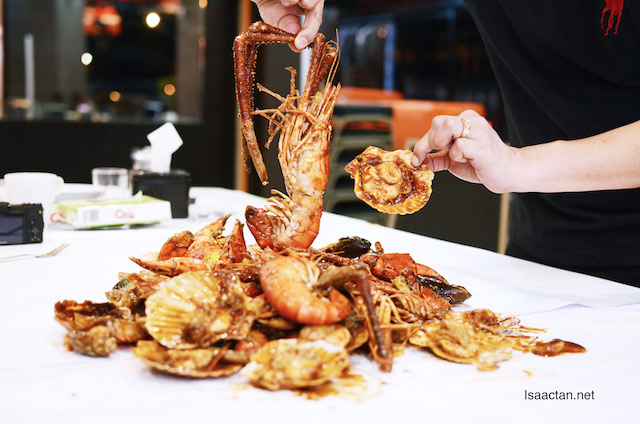 33 Seafood Steamboat Restaurant @ Bandar Puteri Puchong