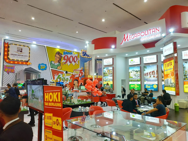Mudahnya Memiliki Rumah Impian di IPEX (Indonesia Property Expo) 2019