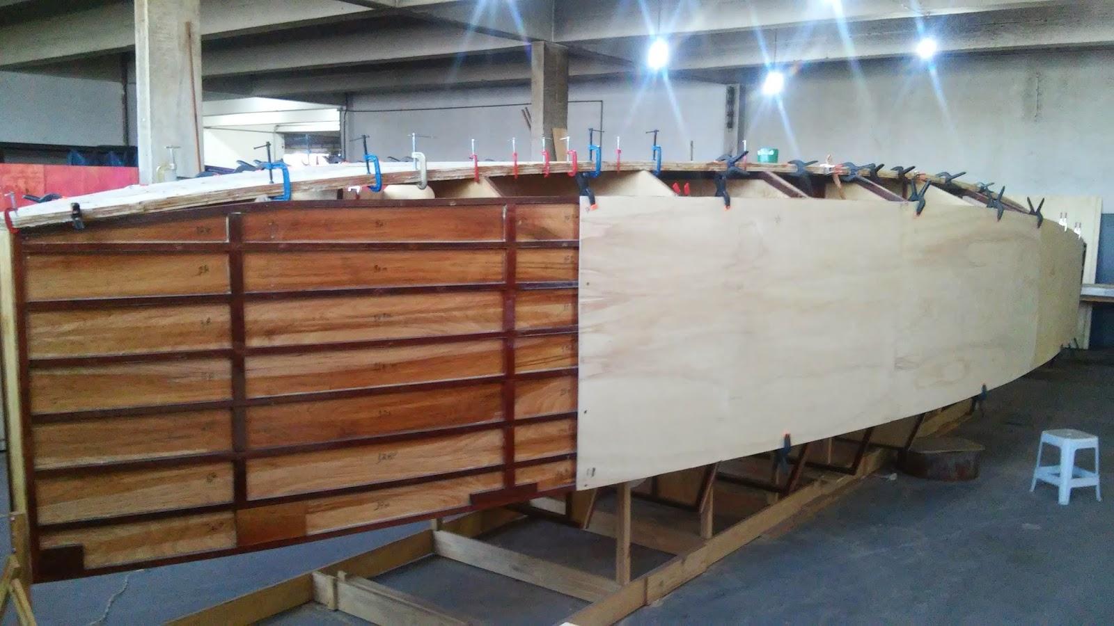 Construindo Um Veleiro, By Luiz Eduardo Paiva