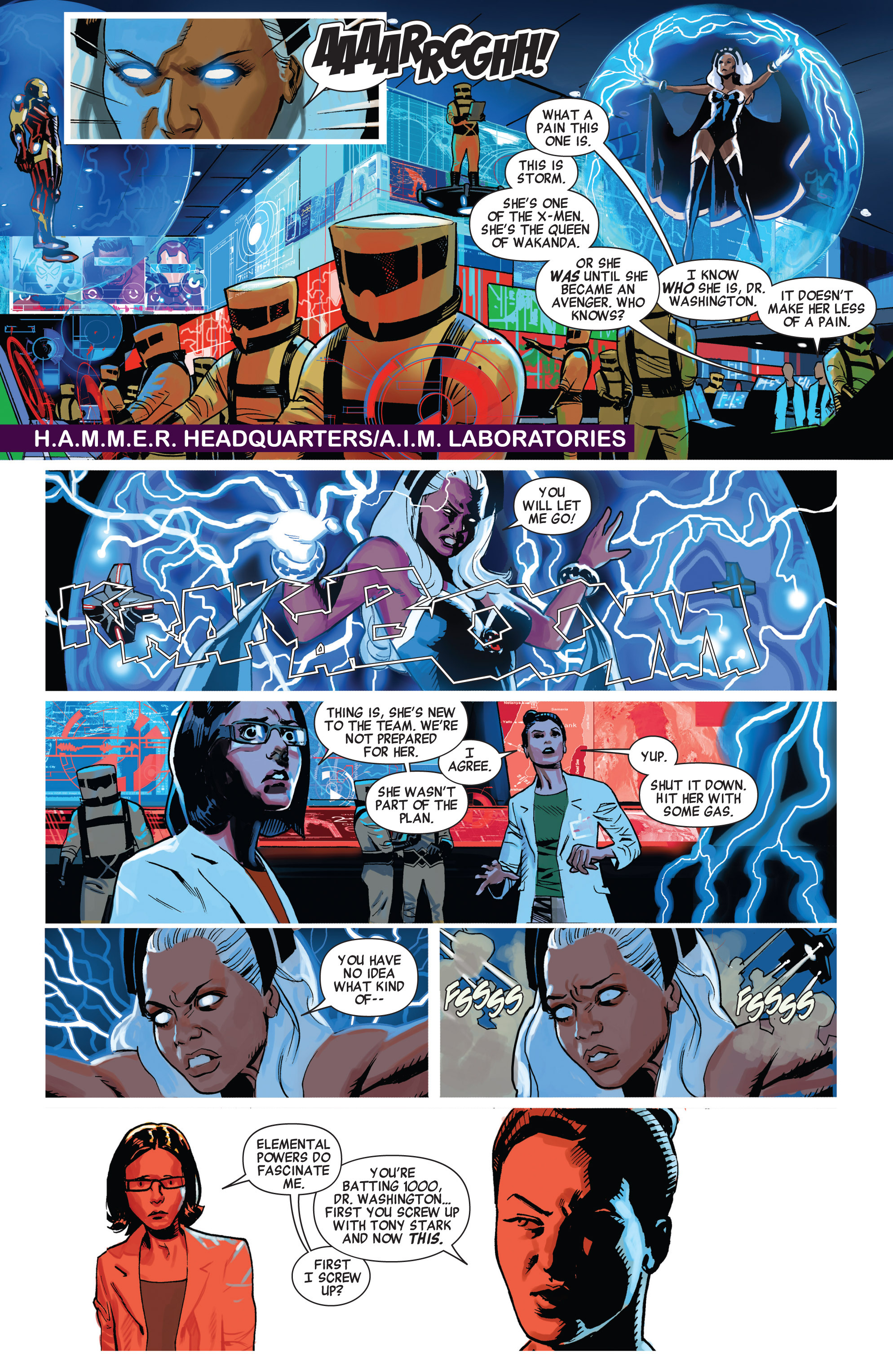 Read online Avengers (2010) comic -  Issue #23 - 9