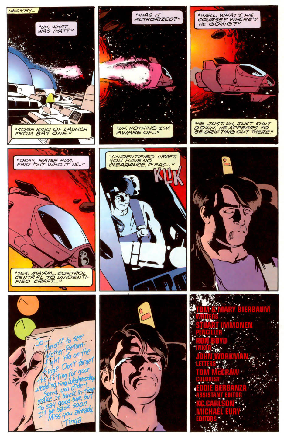 Legion of Super-Heroes (1989) 40 Page 23