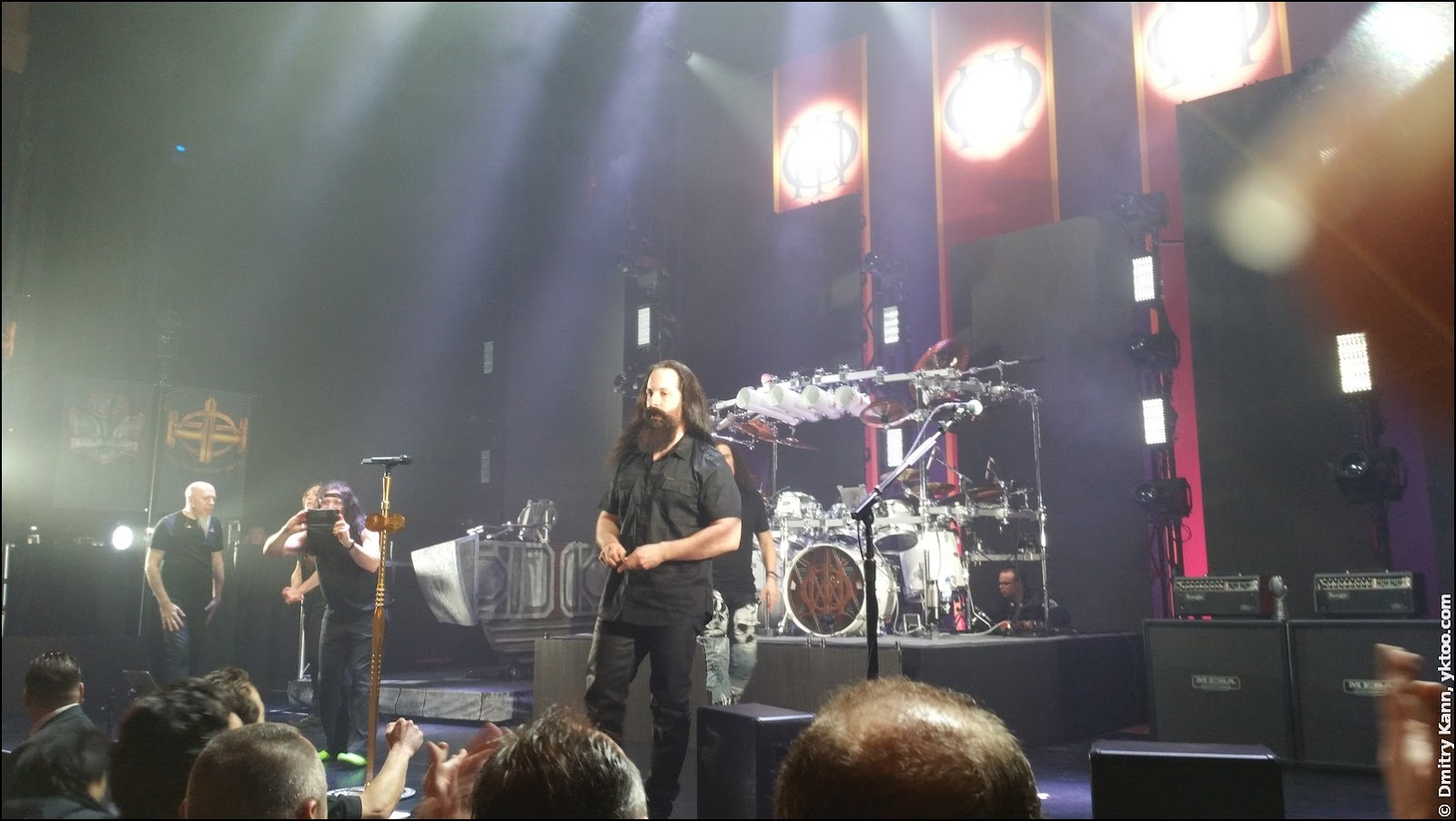 Dream Theater в Carré. Джон Петруччи.