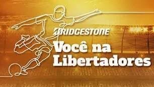 Promoção Bridgestone Você na Libertadores 2019 - Enviar Vídeo Whatsapp