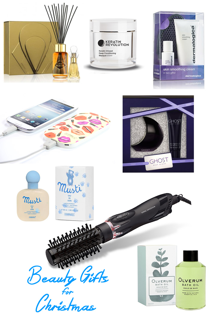 Christmas Beauty Gifts