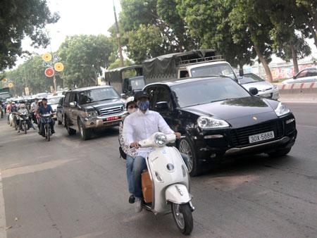 Mức thu phí đường bộ xe tải Hyundai