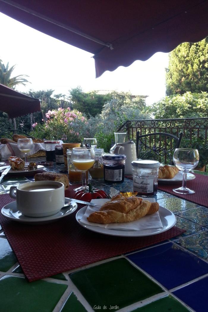 Nuestro desayuno francés