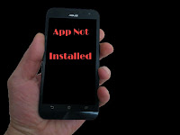 Cara Mengatasi Application Not Installed Android