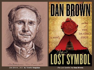 Dan Brown. Author. The Lost Symbol. Freemasonry. Washington, DC. by Travis Simpkins