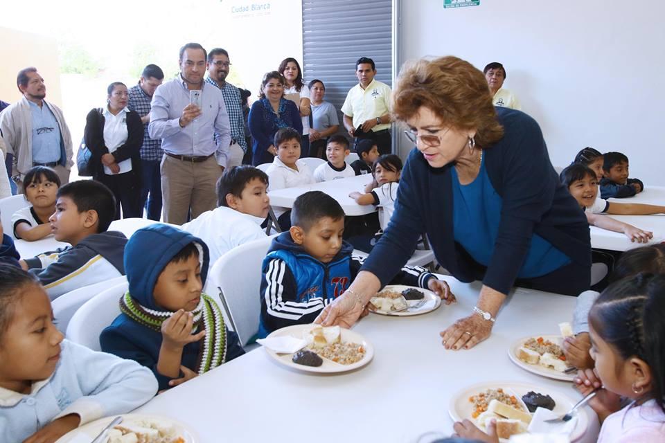 Ayuntamiento De M Rida Construir M S Comedores Escolares