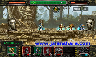 Download Metal Slug Attack Hack Mod Apk For Android
