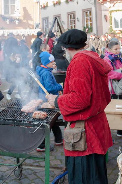 Mercado Navidad RIbeauville
