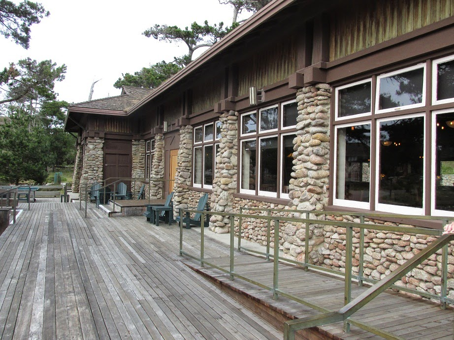 asilomar visitors center