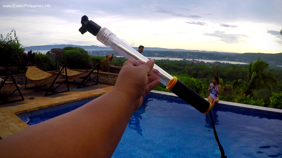 Aquapod – Product Review and Testing GOPro Selfie Stick monopod Exotic Philippines Travel blog Blogger vlogger GoPole Evo Evolution