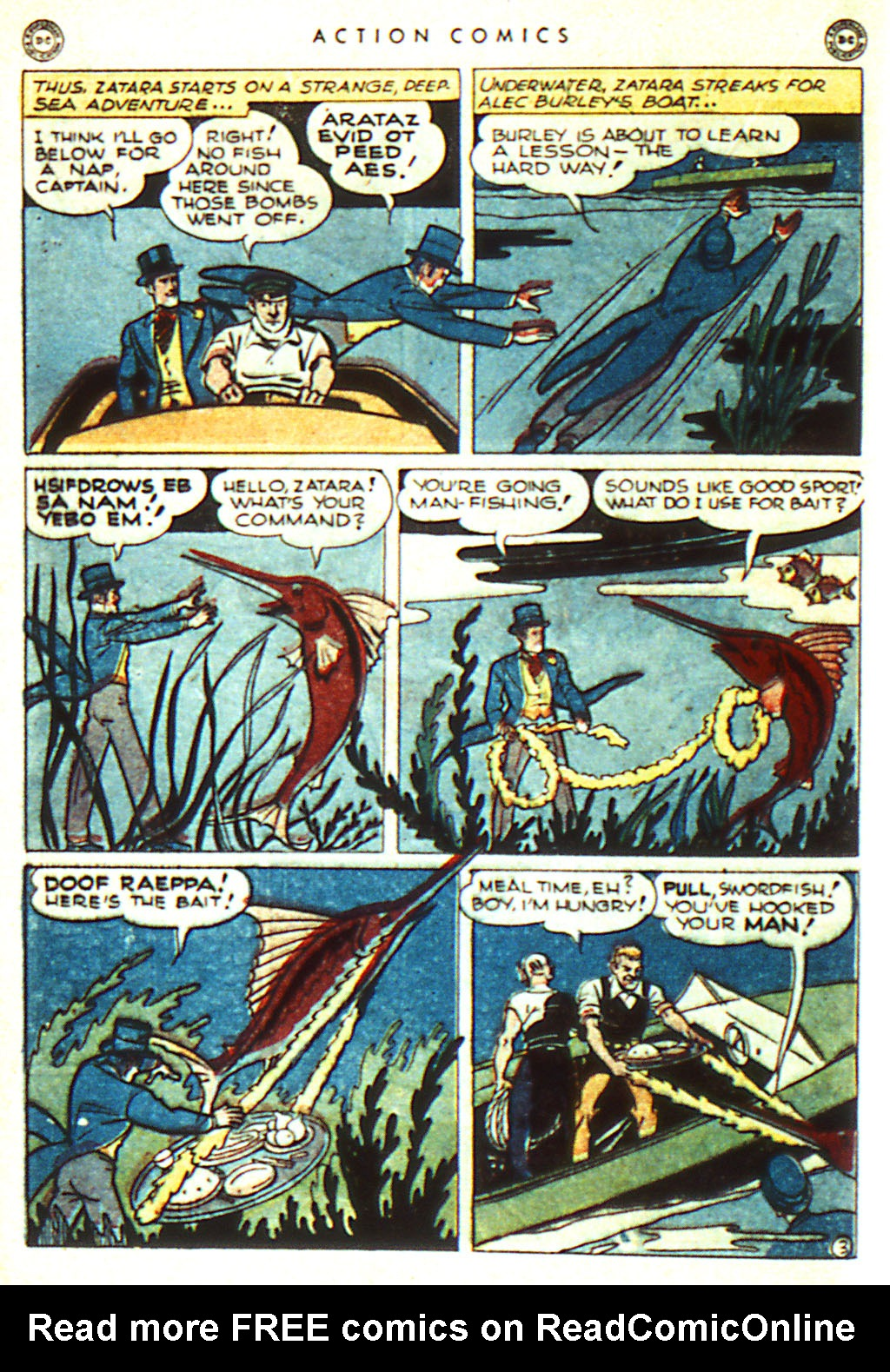 Read online Action Comics (1938) comic -  Issue #98 - 24
