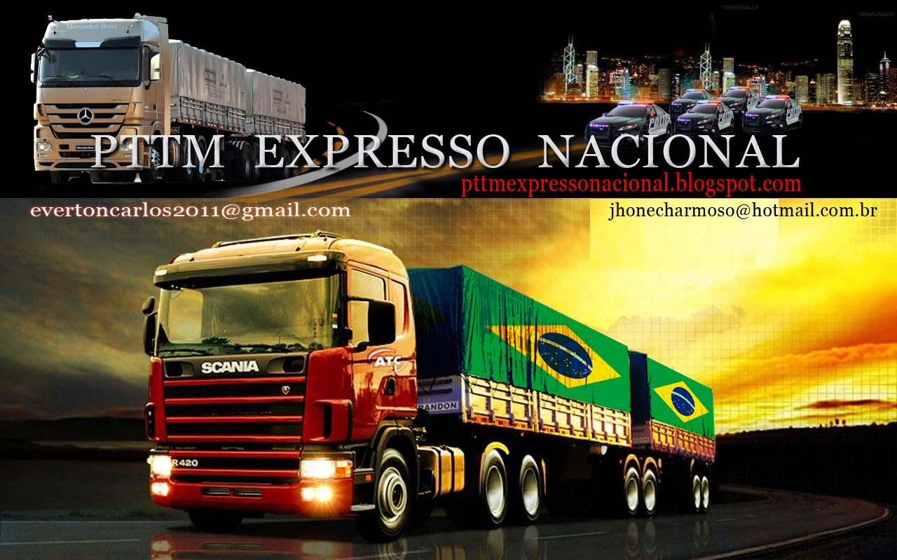 pack de caminhoes brasileiros para pttm